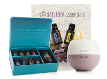 AromaTouch Diffused Kit doTERRA