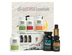Cleanse & Restore KIT doTERRA