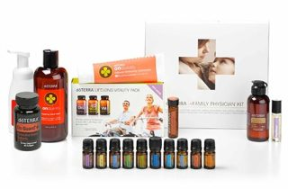 FAMILY WELLNESS ENROLLMENT KIT doTERRA