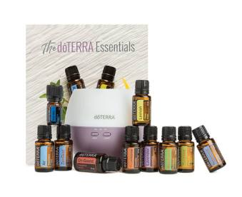 HOME ESSENTIALS ENROLLMENT KIT doTERRA