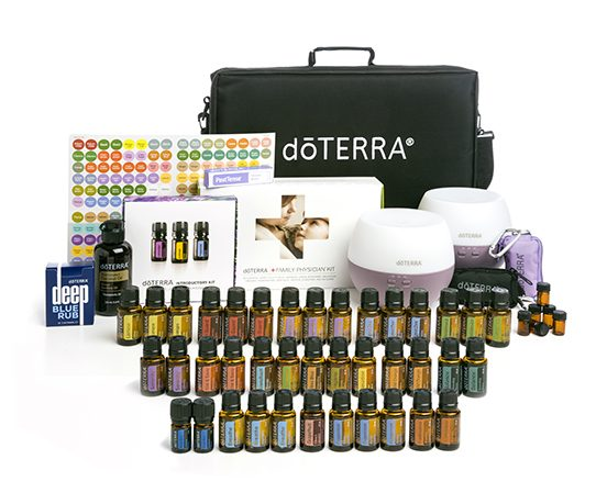 Oil Sharing Enrollment Kit doTERRA