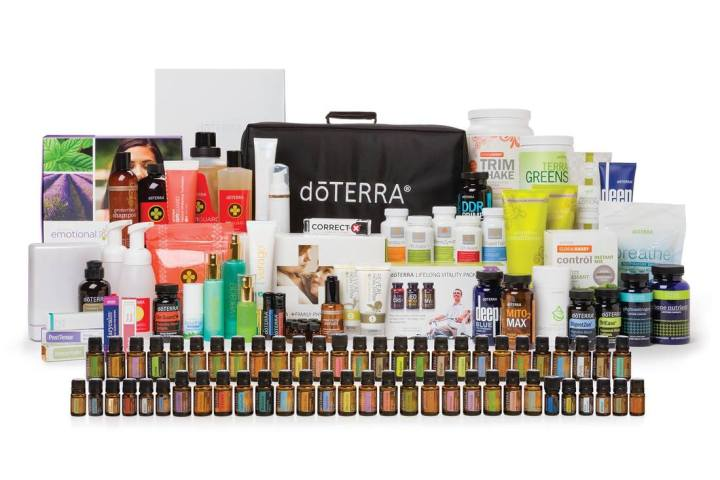 business leader kit  doTERRA
